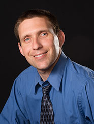 Headshot of Dr. Seth Harris