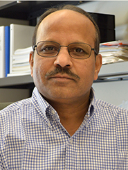 Headshot of Dr. Asit Pattnaik