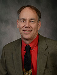 Headshot of Dr. David Steffen