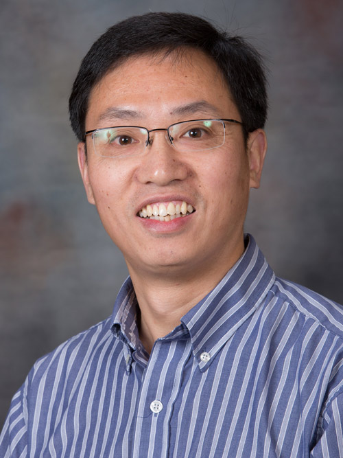 Photo of Dr. Lirong Zeng